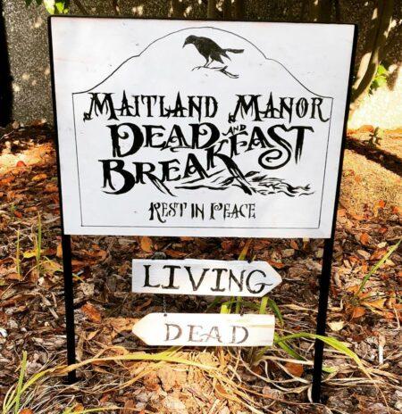 Maitland Manor Dead and Breakfast