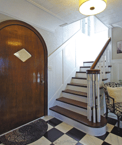 maitland manor entryway - click for photo gallery